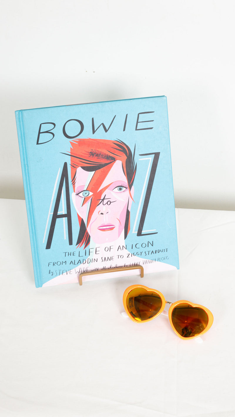 Bowie A to Z book