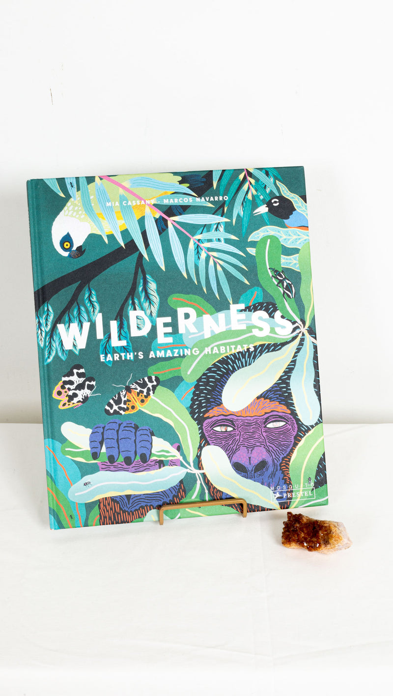 VDV Mini Wilderness book