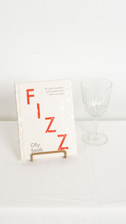 Fizz cocktail and mocktail book
