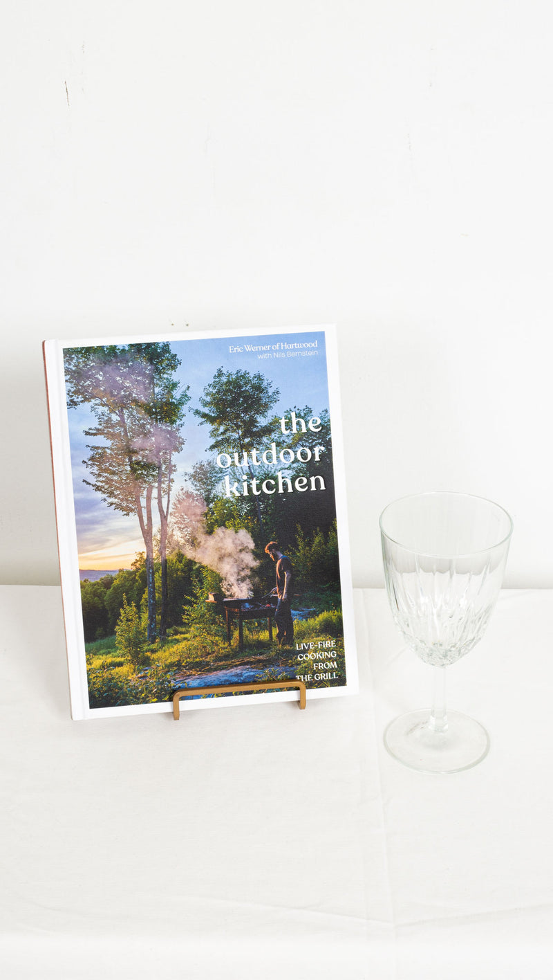 The Outdoor kitchen book