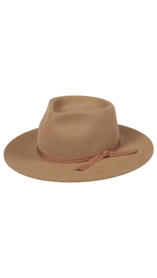 Lack Of Color Brown Hat