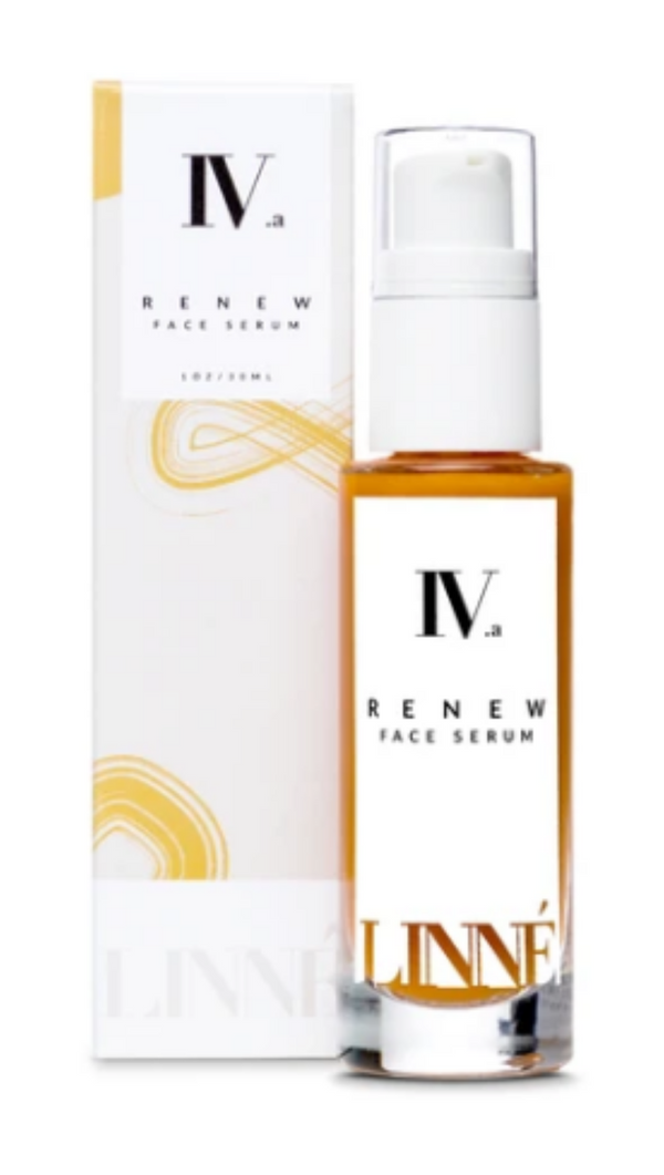 Linné Botanicals 95% Organic Renew Face Serum