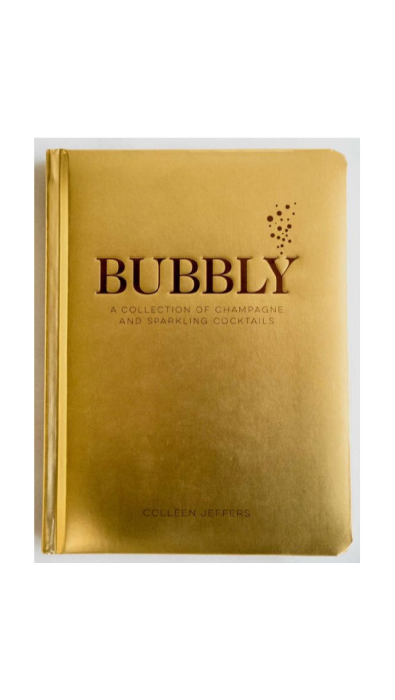 Bubbly Champagne Cocktail Recipe Book