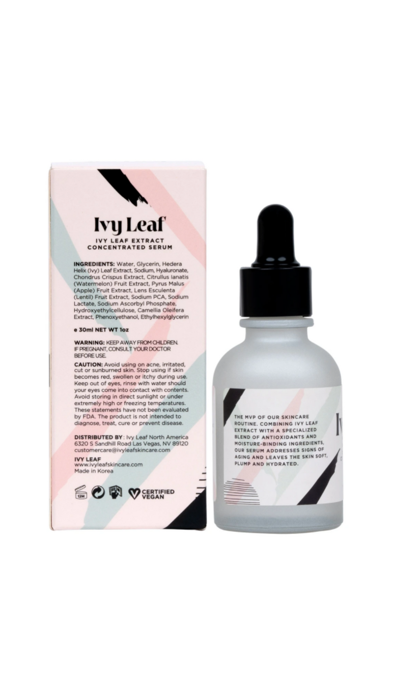 Ivy Leaf Concentrated Serum