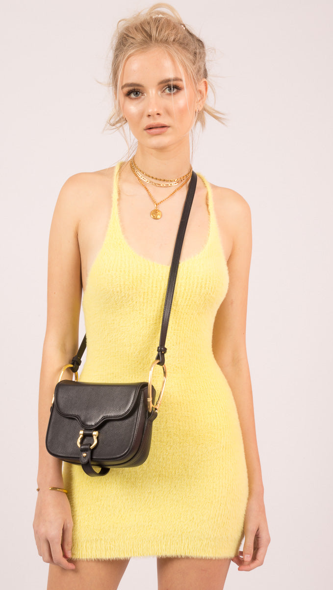 Gwen Tank Dress - Lemon