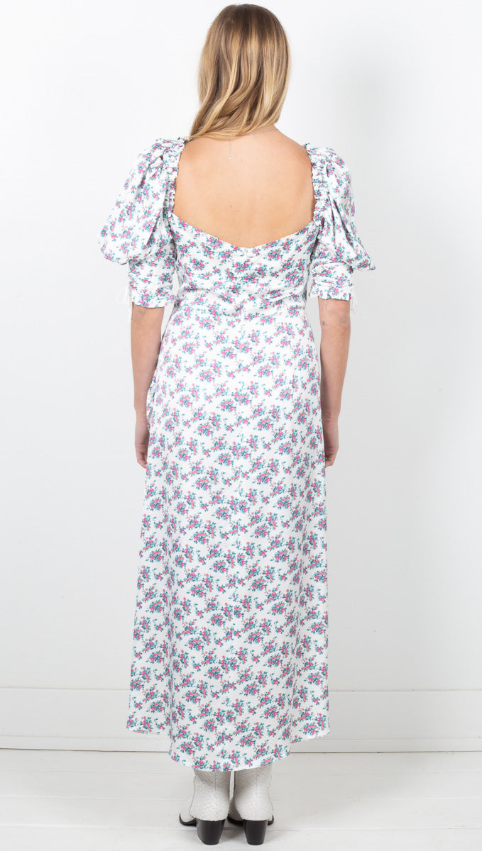 Taggart Midi Dress - Bouquet