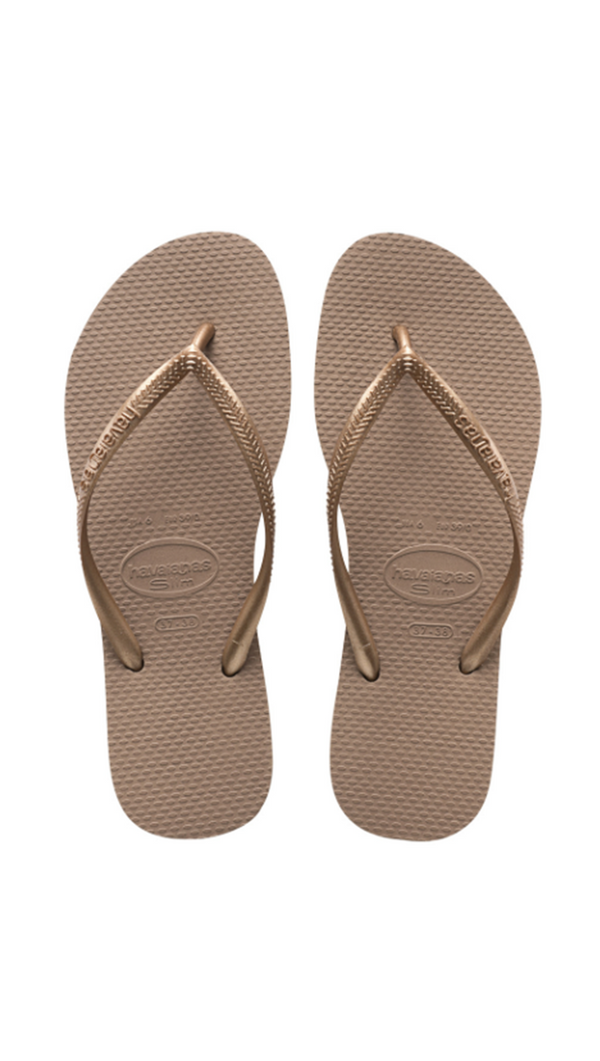 Havianas slim fit flip flop sandal