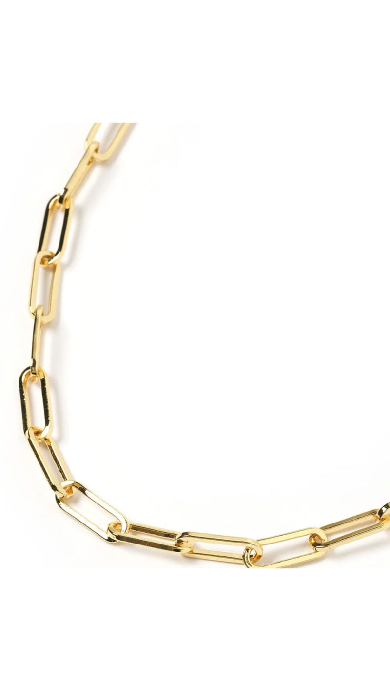 Harlow Necklace - Gold