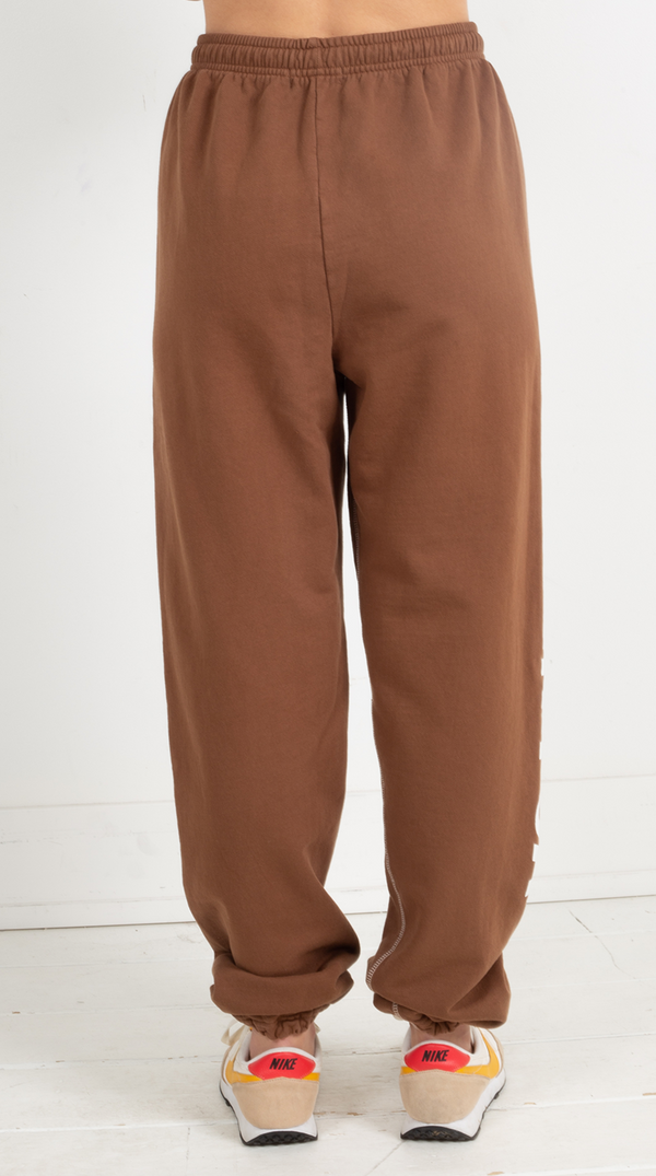 Mayfair PSA Sweatpants - Brown