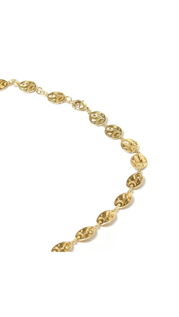 Matteo Necklace - Gold