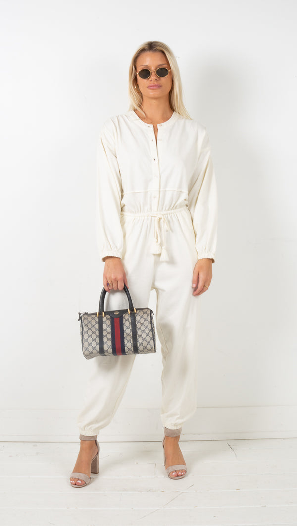 Ripley Jumpsuit - Ivory