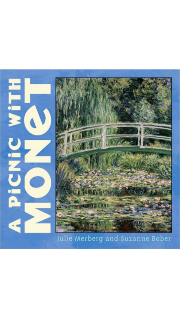 Julie Merberg + Suzanne Bober A Picnic with Monet