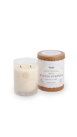 Classic Christmas 10 oz Candle - Winter Pumpkin