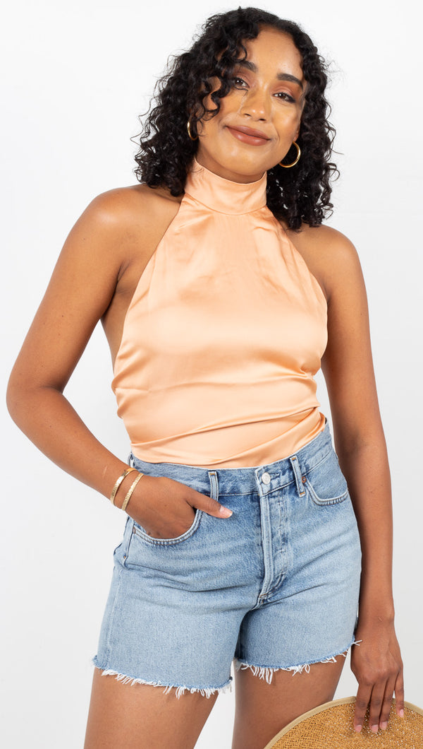 Reese  Relaxed Cut Off Short - Wonder