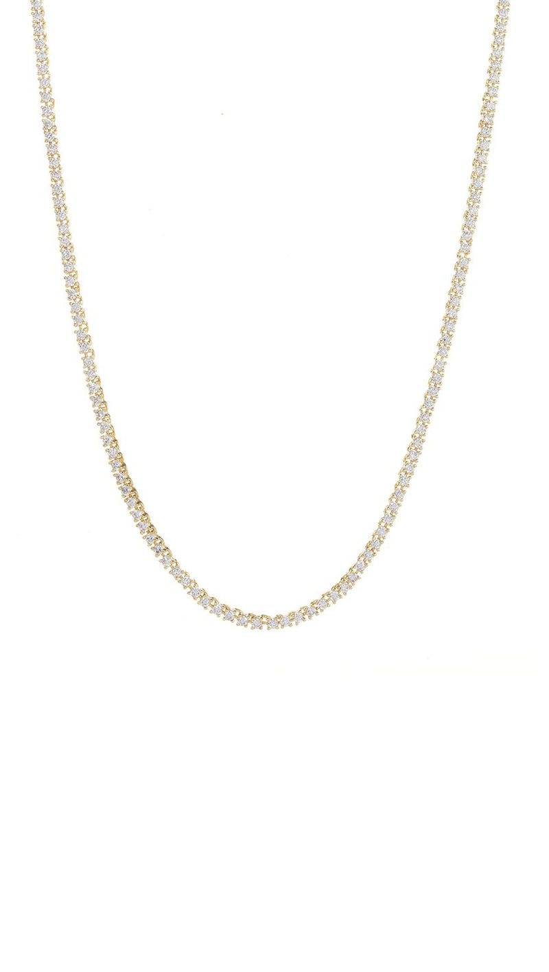 Mini Ballier Necklace - Gold