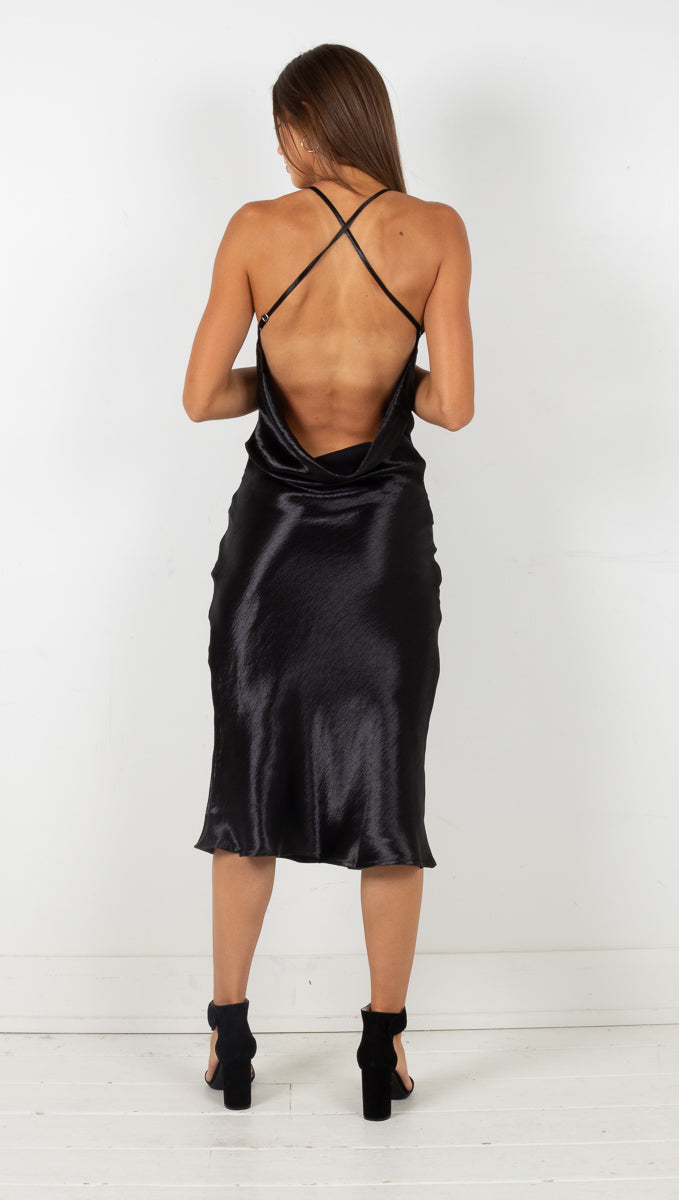 Giada Dress - Black