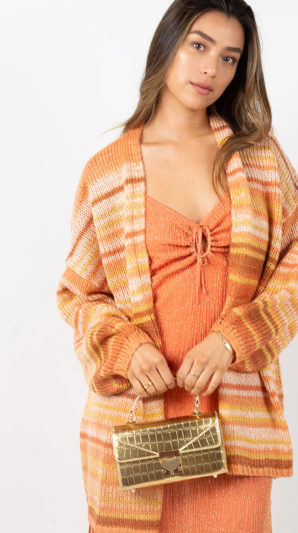 Wind Chaser Sweater - Copper