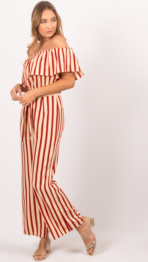 Earn Your Stripes Pant - Sand