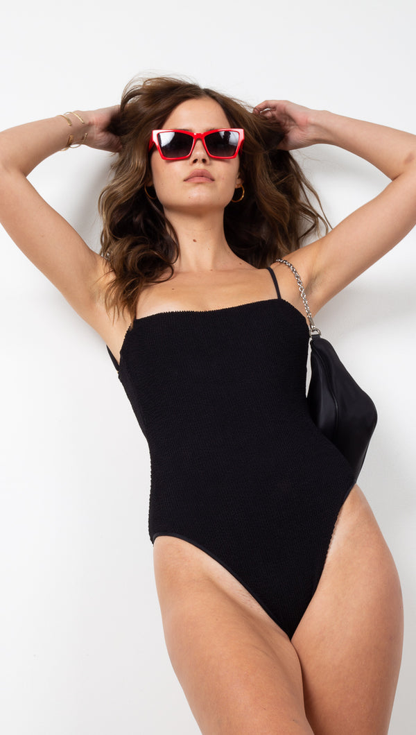 Blake One Piece - Black