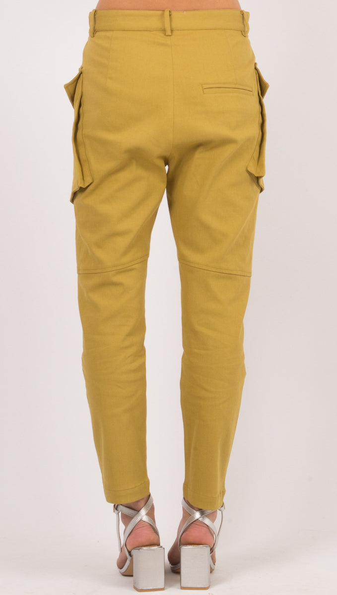 Golden Age Pants - Gold