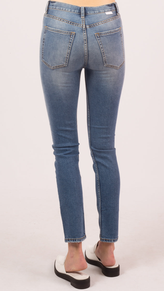 The Zachary High-Rise Skinny - Best Foot Forward