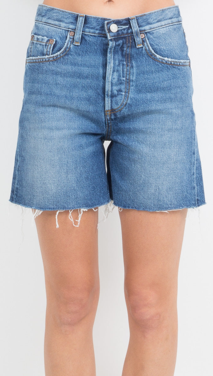 Monty High-Rise Relaxed Short - Miss Julie