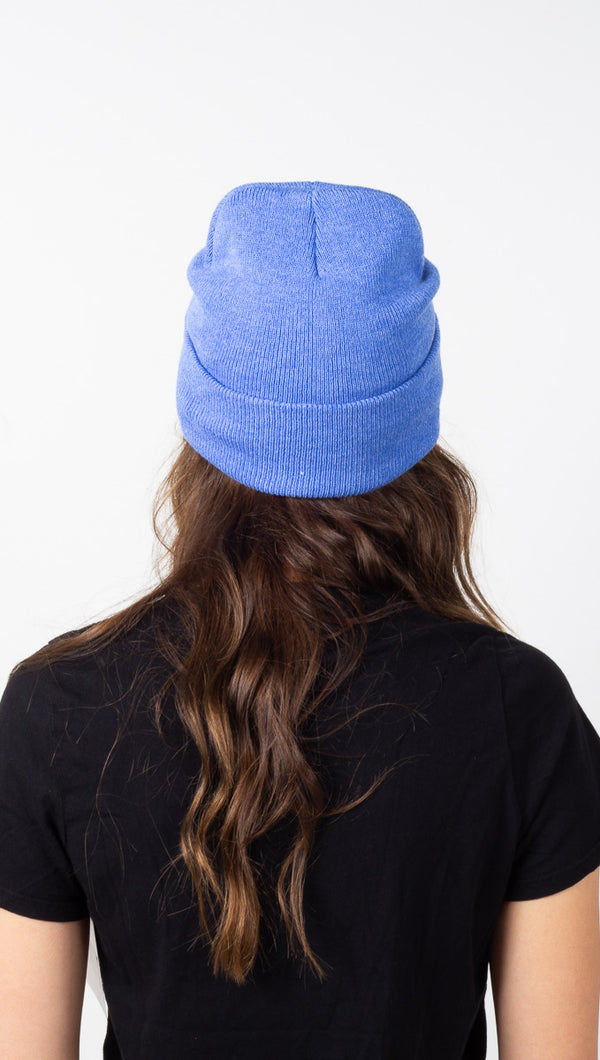 Boys Lie Beanie - Heather Blue