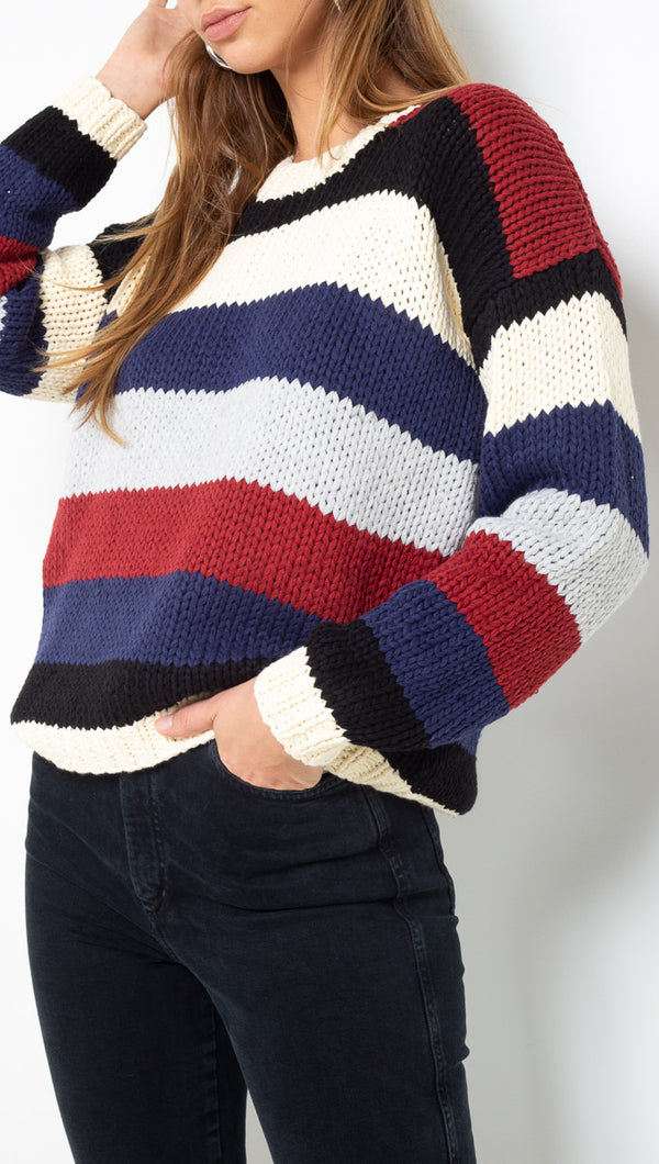 Dayna Sweater - Multi