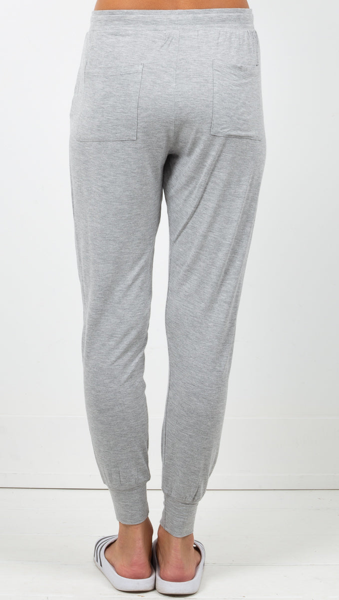 Casey Sweatpants - Grey