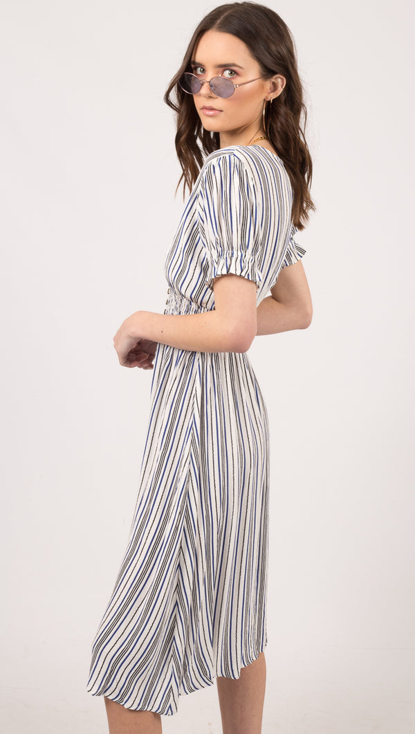 Violeta Dress - Stripe