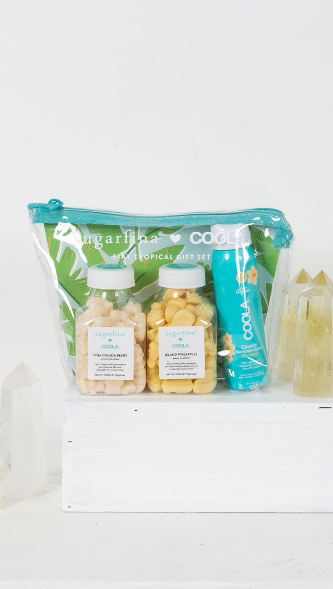 Sugarfina Combo Kit with COOLA SPF30 - 2 oz