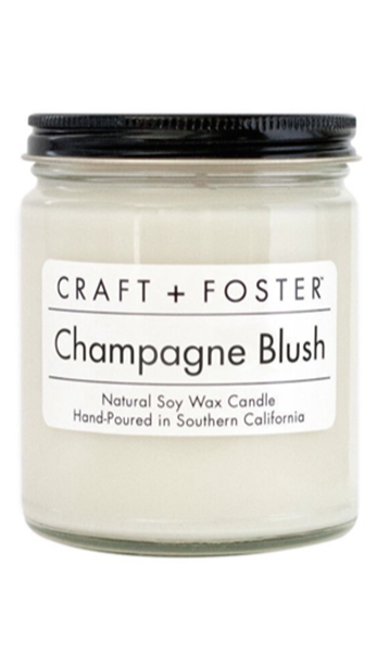 Champagne Blush - 8OZ
