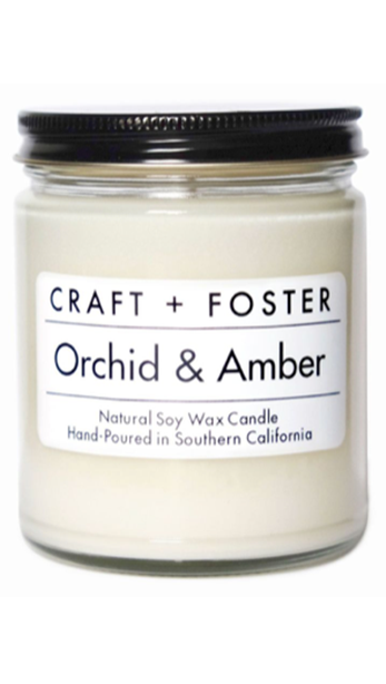 Orchid & Amber 8oz