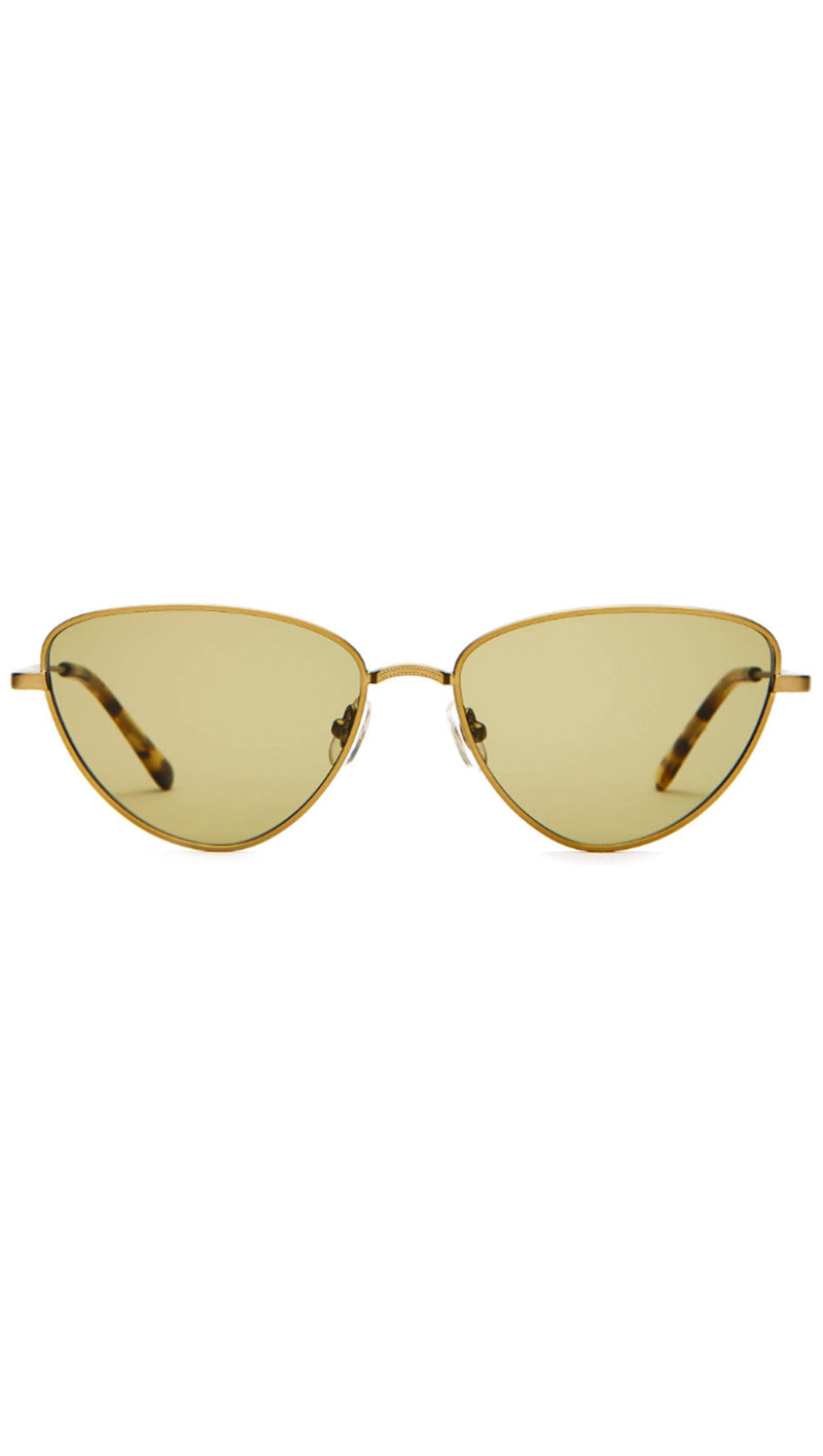 Crap Eyewear Olive Sunglasses