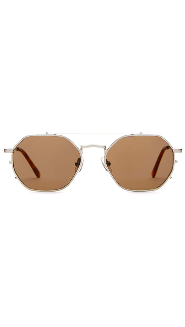Crap Eyewear Brown Sunglasses