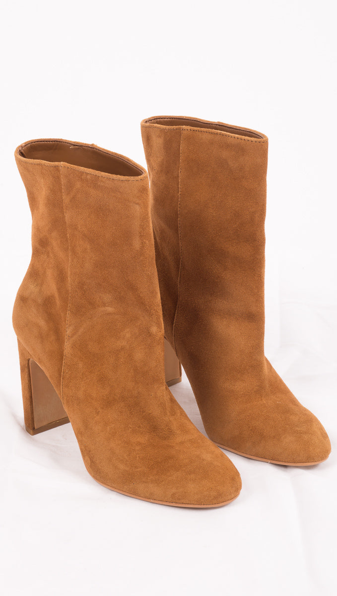 Dolce Vita Brown Suede Boots