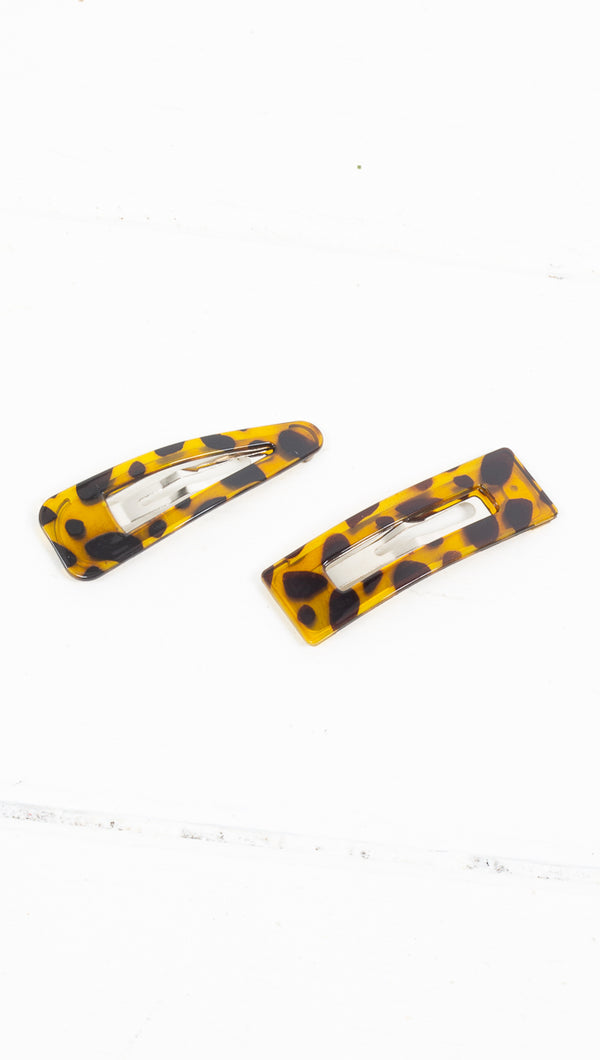 Melody Barrette Set of 2 - More Colors