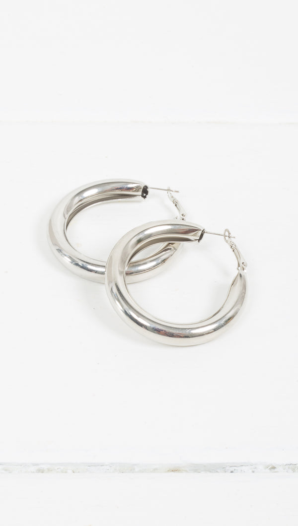 Brittany Chunky Statement Hoops