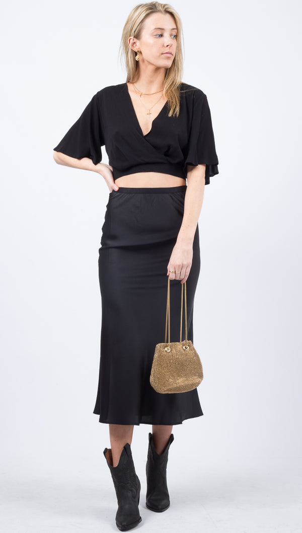 Emmie Skirt - Black