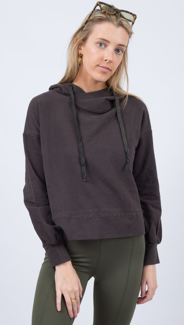 Jamie Sweatshirt - Charcoal