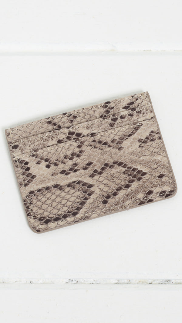 Snake Cardholder - More Colors