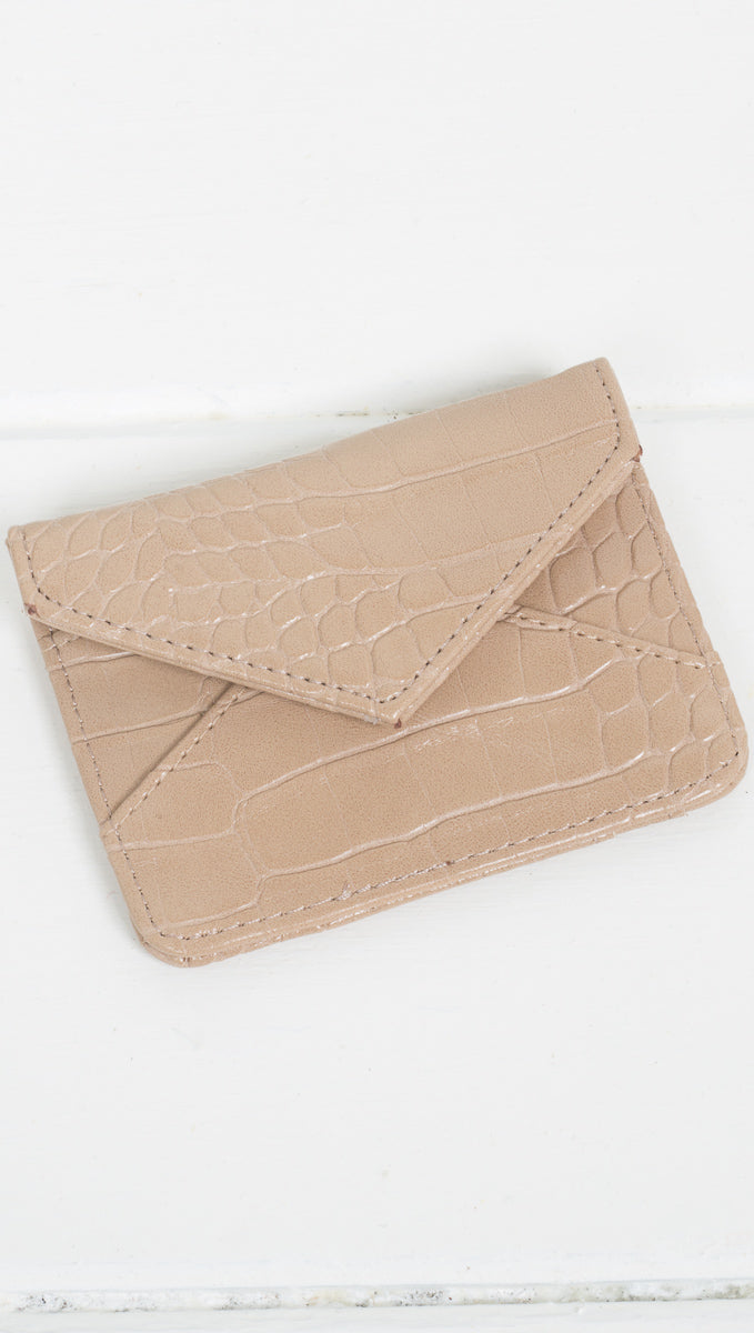 Snake Envelope Cardholder - More Colors