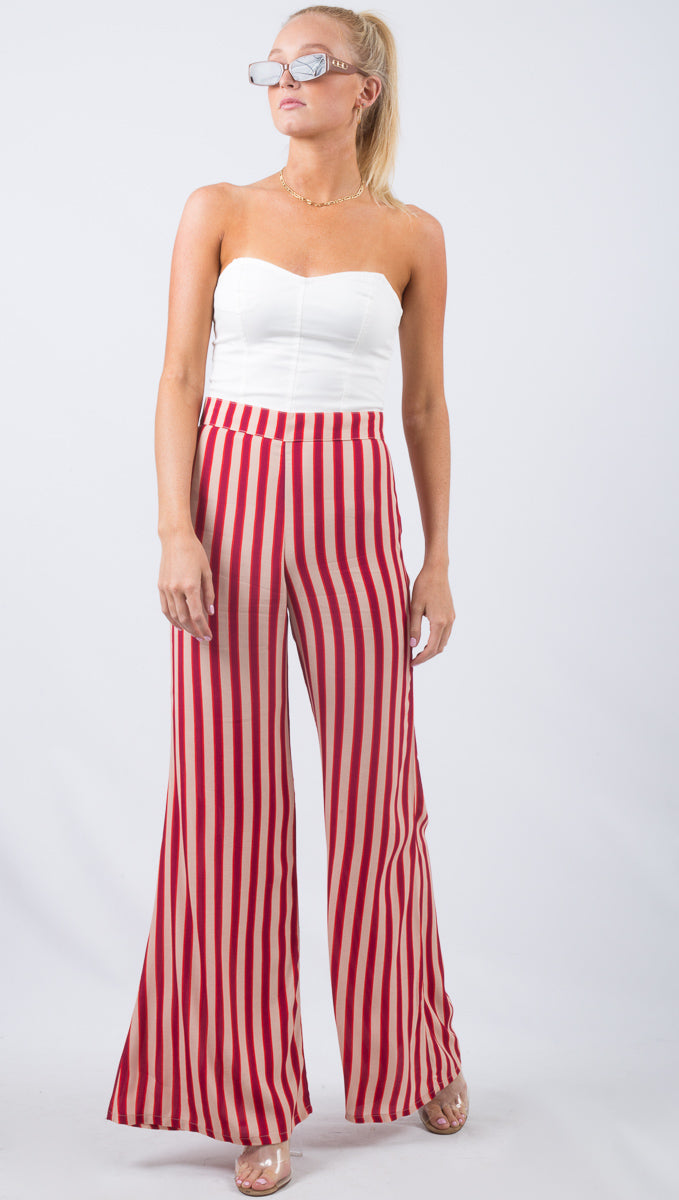Ride Or Die Pant - Ruby Slipper