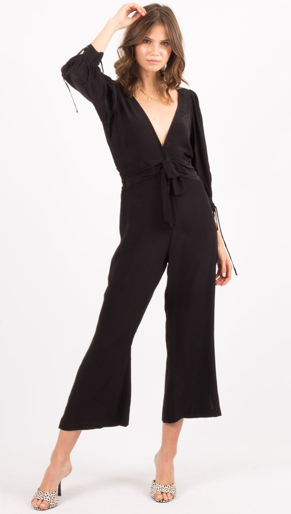 Georgi Jumpsuit - Noir