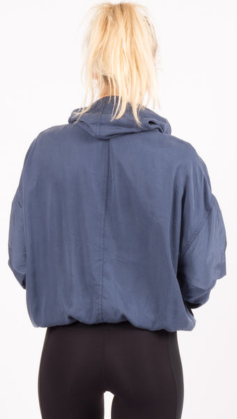 Far And Away Pullover - Eclipse Blue