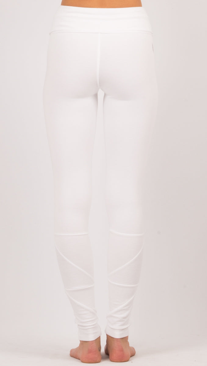 Kyoto Legging - White