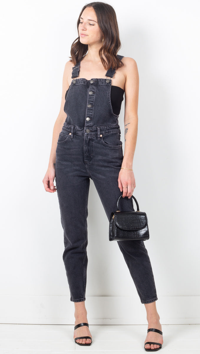 Shelby Overall - Black