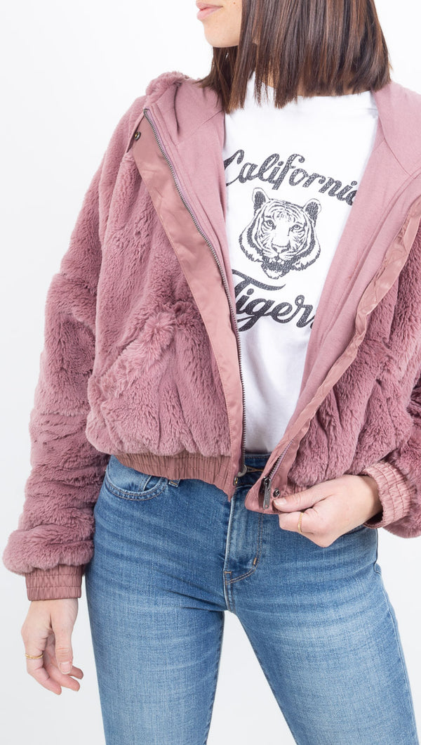 Love It Soft Hoody - Pink