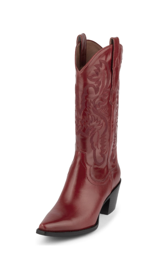 Jeffrey Campbell Tall Red Cowboy Boots
