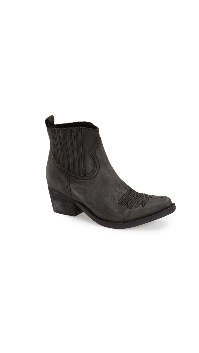 Jeffrey Campbell Black Boot
